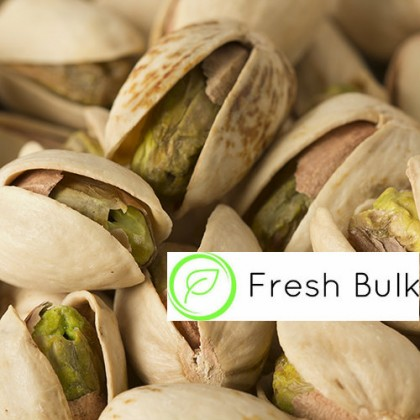 Fresh Bulk Roasted Pistachios (120g)