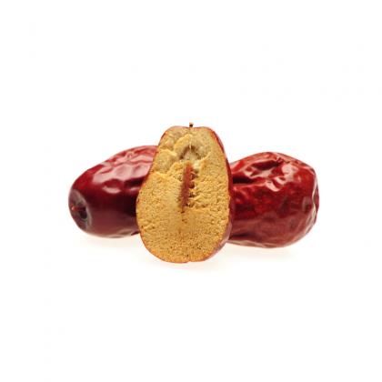 Fresh Bulk Xin Jiang Red Dates (500g) 新疆无硫红枣