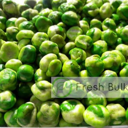 Fresh Bulk Wasabi Green Peas (500g)