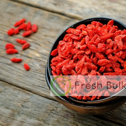 Fresh Bulk Goji Berries (2x500g)