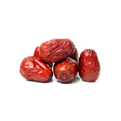Fresh Bulk Xin Jiang Red Dates (2 x 500g)  新疆无硫红枣