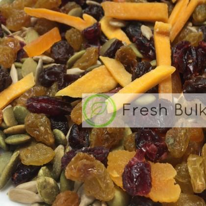 Fresh Bulk Mighty Seeds Trail Mix  (200g)