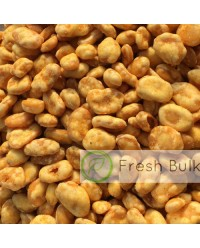 Fresh Bulk BBQ Coated Broad Bean (500g)