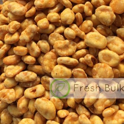 Fresh Bulk BBQ Coated Broad Bean (500g)
