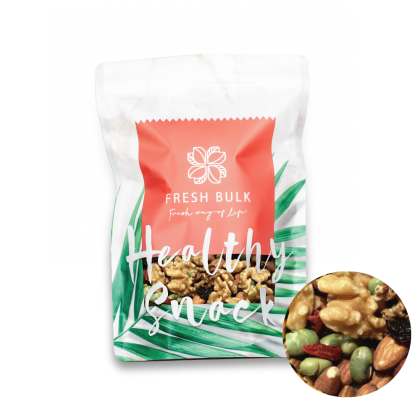 Fresh Bulk Walnut Genius Trail Mix (400g)