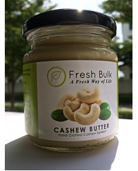 Fresh Bulk 100% Natural Cashew Butter