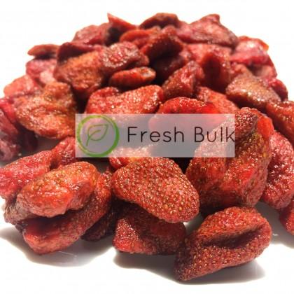 Fresh Bulk Dried Strawberry (400g)