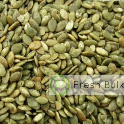 Fresh Bulk Roasted Pumpkin Seed 500g / Unsalted