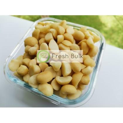 Fresh Bulk Lightly Roasted Macadamia Nuts 150g