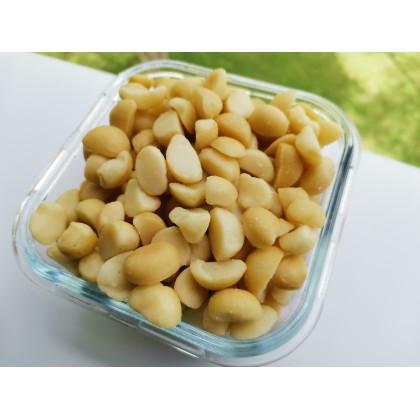 Fresh Bulk Lightly Roasted Macadamia Nuts 400 gram
