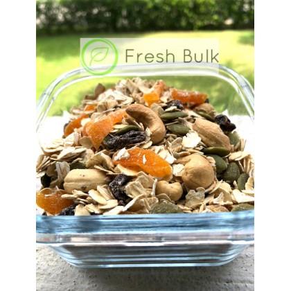 Fresh Bulk Cashew Apricot Muesli 100g