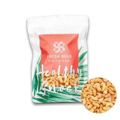 Fresh Bulk Roasted Cashew Nut 50g