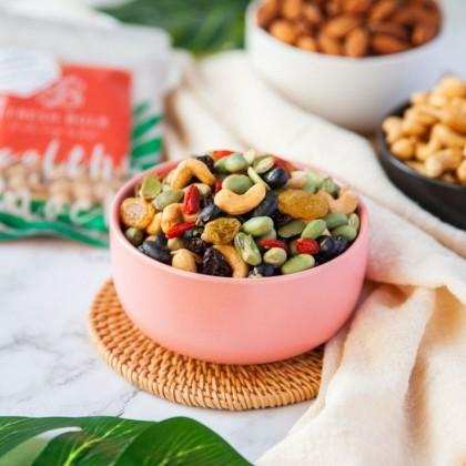 Fresh Bulk Cashew Goji Trail Mix 50g