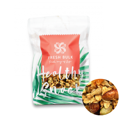 Fresh Bulk Almond Berries Granola 100g