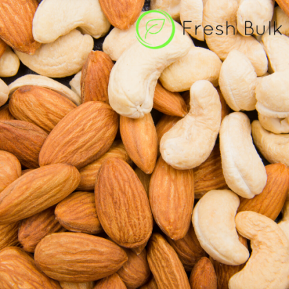 Fresh Bulk Almond Cashew Mix 500g