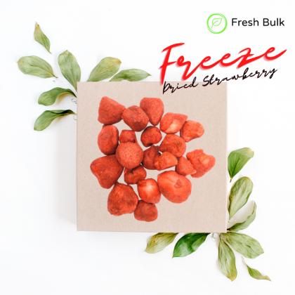 Fresh Bulk Freeze Dried Strawberry 40g
