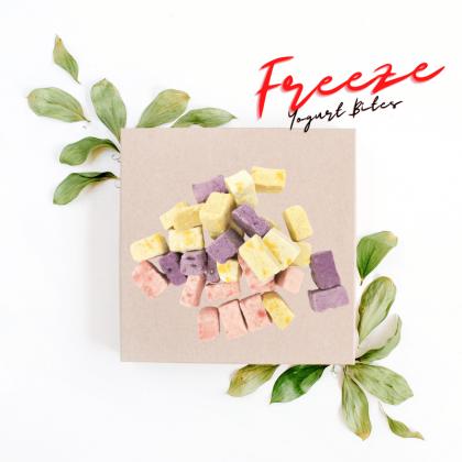 Fresh Bulk Freeze Dried Yogurt Cubes 150g