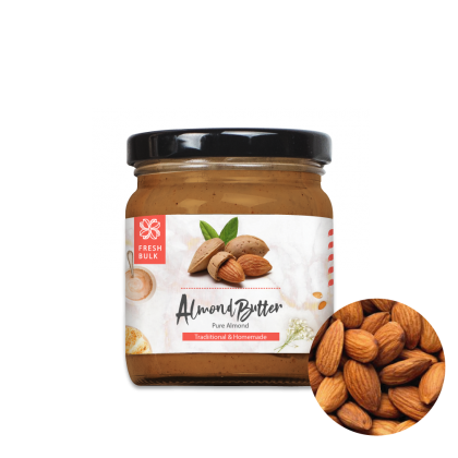 Fresh Bulk Almond Chia Butter