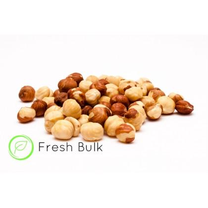 Fresh Bulk Raw Hazelnut (500g)