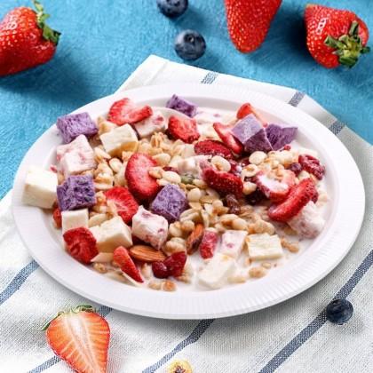 Freeze Dried Yogurt, Fruits & Nuts Muesli 300g 酸奶果粒麦片干