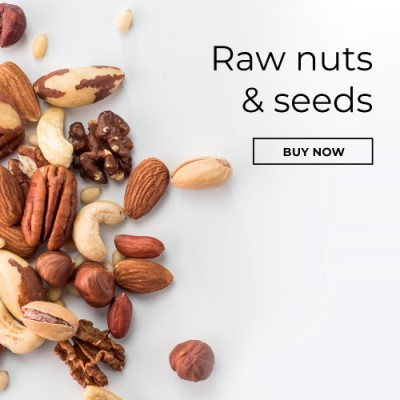 Raw Beans, Nuts & Seeds