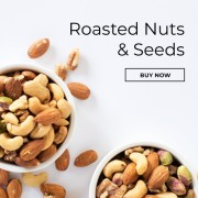 Roasted Nuts & Seeds