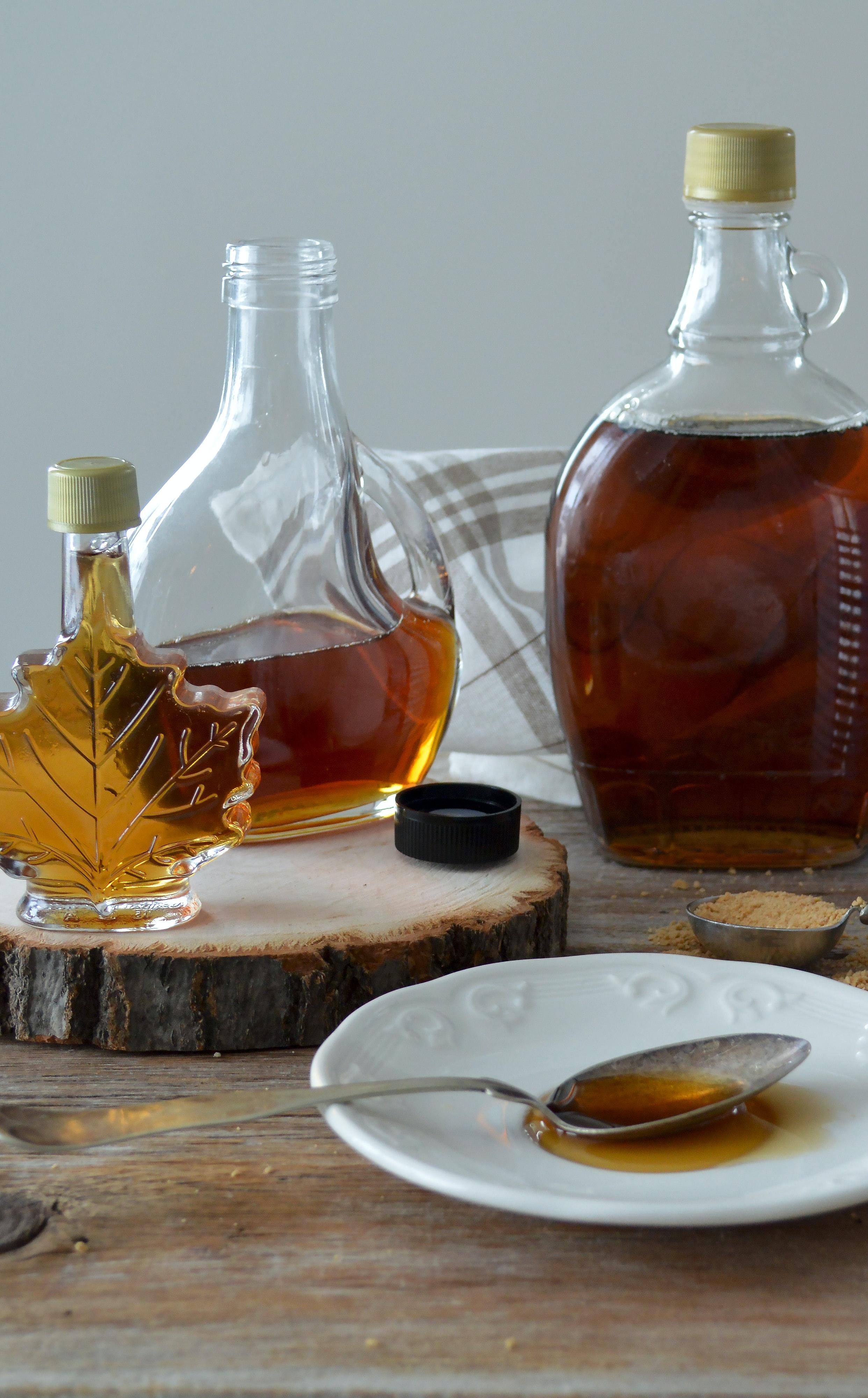 Healthy Snack Recipe Maple Glazed Trail Mix