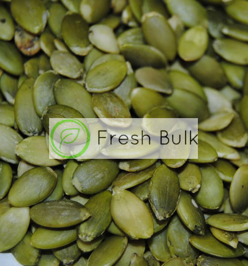 Fresh Bulk Raw Pumpkin Seeds (100g)