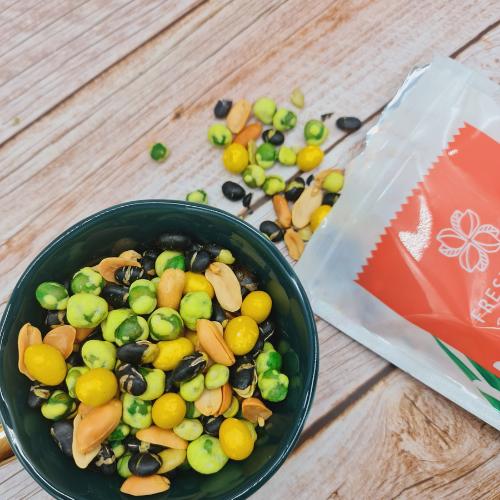 Fresh Bulk Wasabi Crunch Mix (180g)